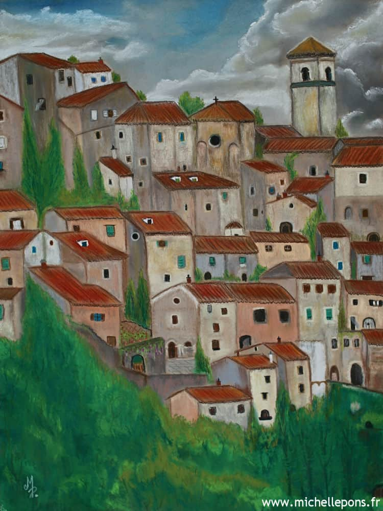 Village Toscan