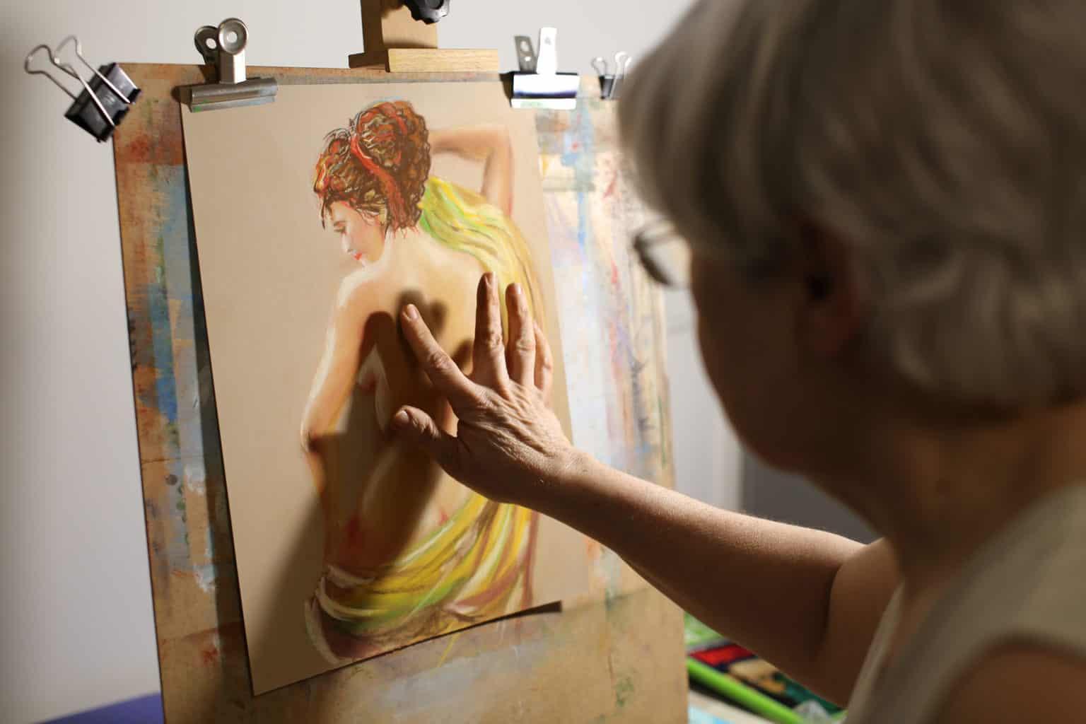 Michelle Peintures et Dessins